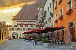 Rathaus cafe , Hall in Tirol